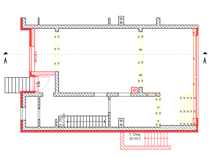 bauantrag planungsb ro genehmigungsplanung an umbau sanierung projekte haubau. Black Bedroom Furniture Sets. Home Design Ideas