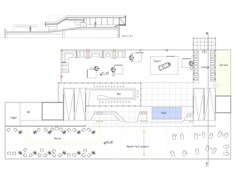bauantrag planungsb ro genehmigungsplanung kultur gewerbe projekte haubau. Black Bedroom Furniture Sets. Home Design Ideas